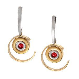 Χειροποίητα σκουλαρίκια Studio Boneli